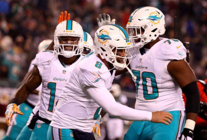 Dolphins atropelam Jets e seguem na briga por playoffs na AFC - The Playoffs