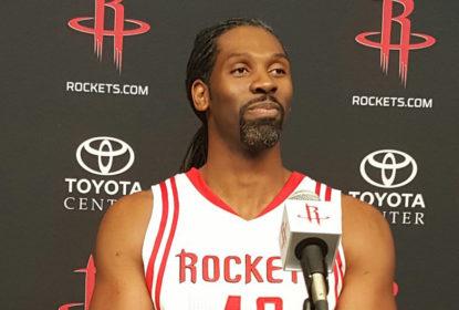 Nenê Hilário acerta renovação de contrato com os Rockets - The Playoffs