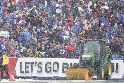Buffalo Bills pagará para torcedores removerem neve do New Era Field - The Playoffs