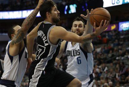 San Antonio Spurs dispensa o armador Nicolas Laprovittola - The Playoffs