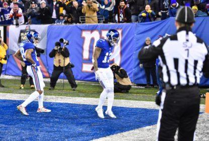 Em jogo marcado por erros, Giants vencem Cowboys novamente e ficam perto dos playoffs - The Playoffs