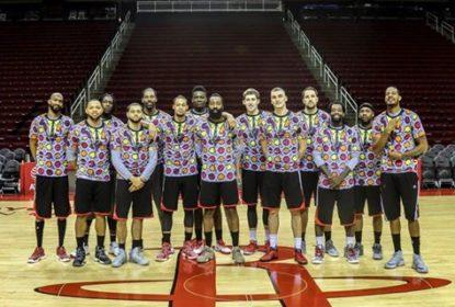 Em noite histórica, Rockets vencem Pelicans e alcançam nove vitórias seguidas - The Playoffs