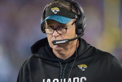 Doug Marrone assume o cargo de técnico principal dos Jaguars - The Playoffs
