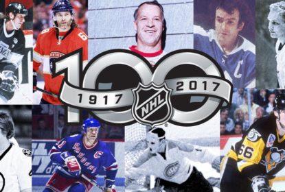 NHL divulga os nomes dos 100 maiores jogadores de todos os tempos - The Playoffs