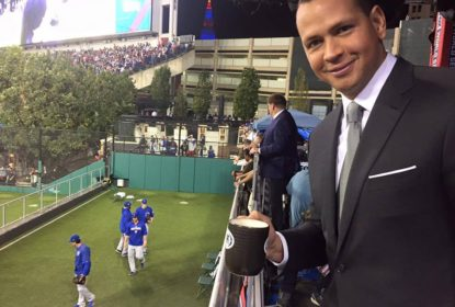 Alex Rodriguez é um dos favoritos para comprar o New York Mets - The Playoffs