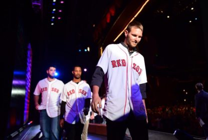 Chris Sale 'impressionado' com a recepção da torcida do Boston Red Sox - The Playoffs