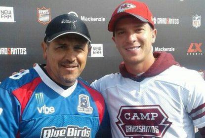 Adhemar exalta o talento de Cairo Santos e acredita que ele possa chegar ao Super Bowl - The Playoffs