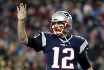 Tom Brady lidera venda de camisas na NFL pela segunda vez em três anos - The Playoffs