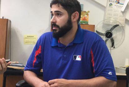 [ENTREVISTA] Caleb Santos-Silva fala sobre próximos planos da MLB para o Brasil - The Playoffs