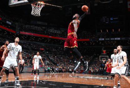 Com Love e Irving, Cavaliers passam pelos Nets - The Playoffs