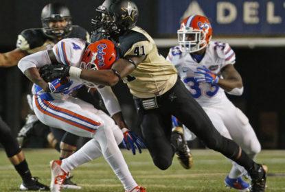 LB Zach Cunningham desiste de última temporada do College e vai para o Draft da NFL - The Playoffs