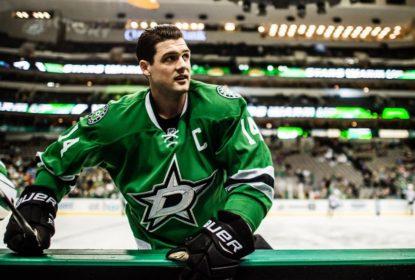 Capitão Jamie Benn retorna ao time do Dallas Stars - The Playoffs