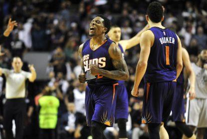 Suns vencem Spurs, em jogo na Cidade do México - The Playoffs