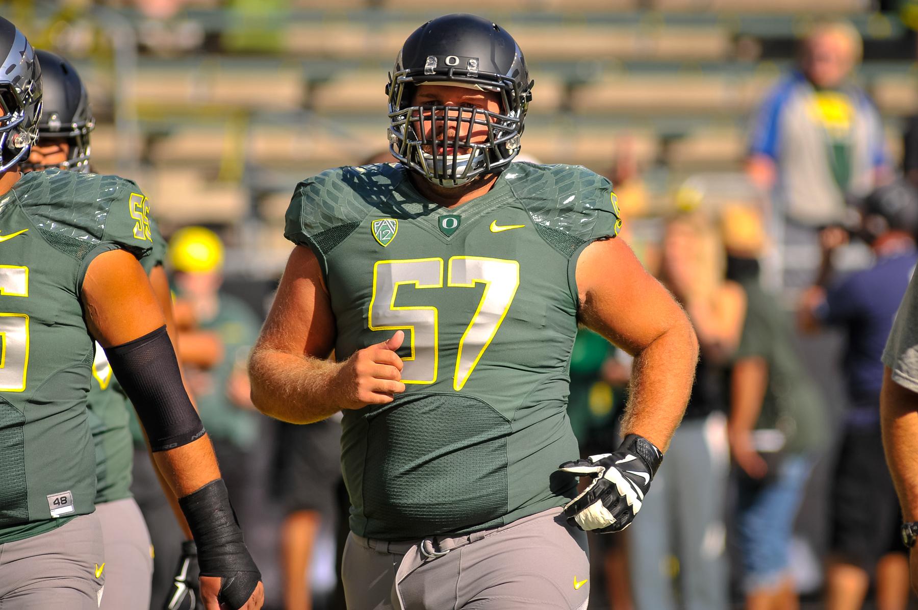 três jogadores de Oregon são hospitalizados após sessão de treinos