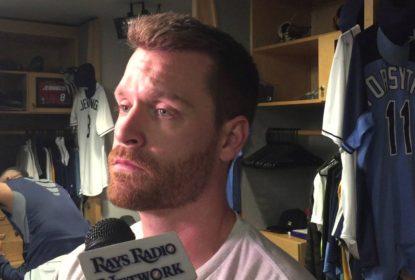 Rays trocam Logan Forsythe com Dodgers - The Playoffs