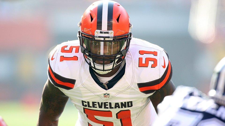 Jamie Collins assina com o Cleveland Browns, por quatro anos, U$ 50 milhões