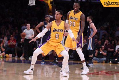 Lakers vencem Grizzlies com triplo-duplo de Randle - The Playoffs