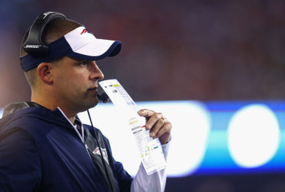 Josh McDaniels segue como coordenador ofensivo dos Patriots - The Playoffs