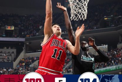 McDermott rouba a cena e Chicago Bulls vence Memphis Grizzlies - The Playoffs