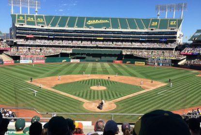 Oakland Athletics não pagou aluguel anual do RingCentral Coliseum - The Playoffs