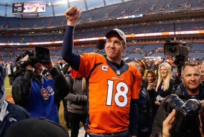 "Peyton Manning vê Brees ""merecedor"" para quebrar recorde de jardas - The Playoffs"