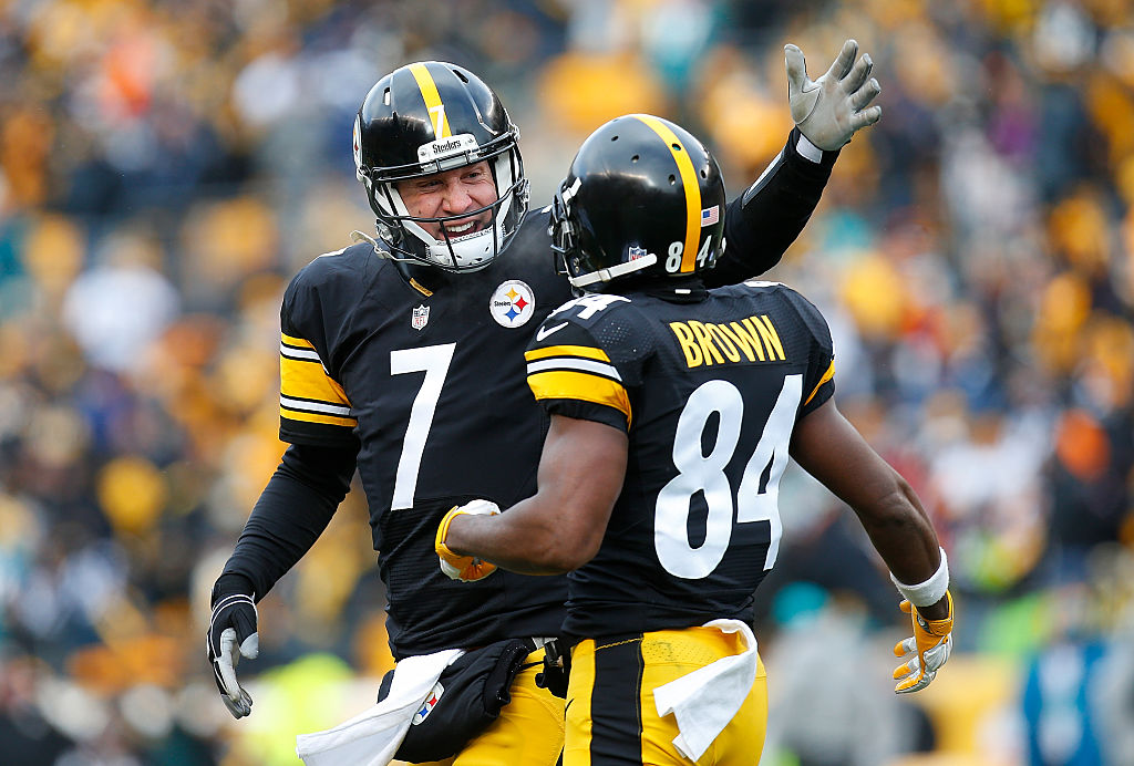 Steelers vencem Dolphins nos Playoffs da NFL