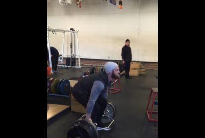 Treinando na offseason, Bryce Harper aparece levantando 229 kg - The Playoffs