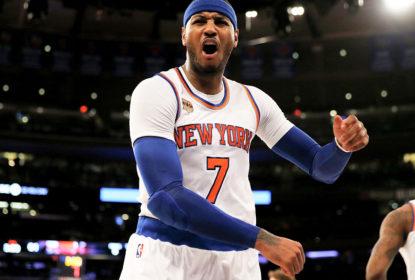 New York Knicks tentará a contratação de Carmelo Anthony - The Playoffs