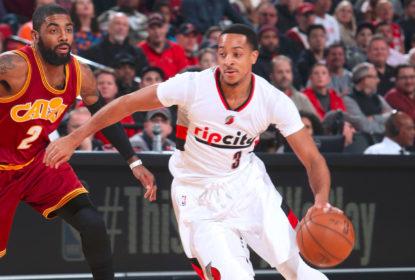 CJ McCollum se diz surpreso com contratações dos Blazers - The Playoffs