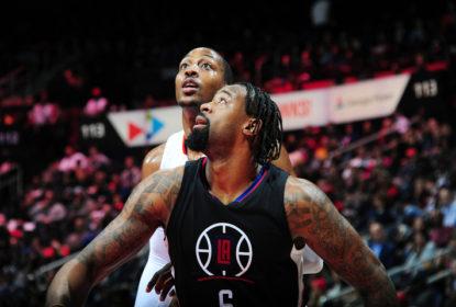 Los Angeles Clippers vence Atlanta Hawks no confronto entre os quartos colocados na NBA - The Playoffs