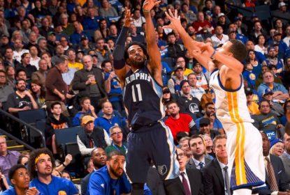 Com grande virada, Grizzlies vencem Warriors pela segunda vez na temporada - The Playoffs