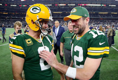 Em final eletrizante, Packers vencem Cowboys e estão na final da NFC - The Playoffs