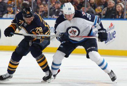 Jogadores do Winnipeg Jets e Buffalo Sabres se envolvem em briga feia - The Playoffs