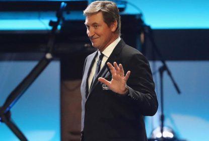 Wayne Gretzky sobre o três contra três feminino: 'Um grande avanço' - The Playoffs