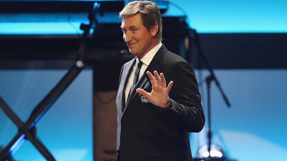 """Wayne Gretzky sobre o três contra três feminino: """" Um grande avanço"""" - The Playoffs"""