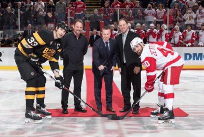 Detroit Red Wings vence Boston Bruins por 6 a 5