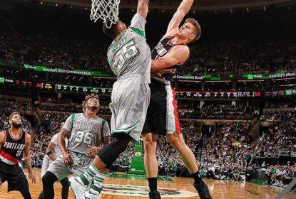 Blazers vencem Celtics na prorrogação - The Playoffs