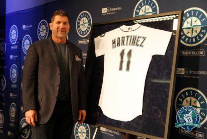 Seattle Mariners anuncia aposentadoria da camisa número 11 de Edgar Martinez - The Playoffs