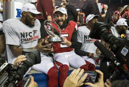 Atlanta Falcons vence Green Bay Packers com placar elástico e vai ao Super Bowl LI - The Playoffs