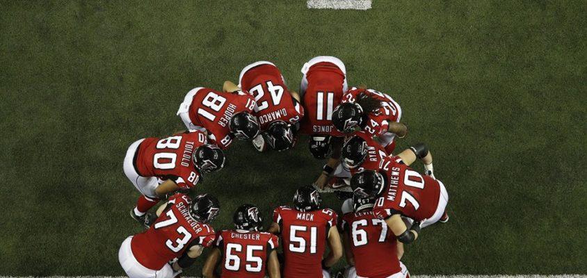 Falcons estão na final da Conferência Nacional da NFL