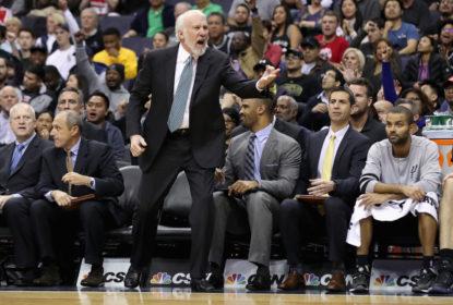 NBA quer implementar 'desafio' de vídeo e técnicos poderão pedir revisões de arbitragem - The Playoffs