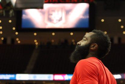 Rockets vencem Knicks em jogo apertado, e Harden faz história - The Playoffs