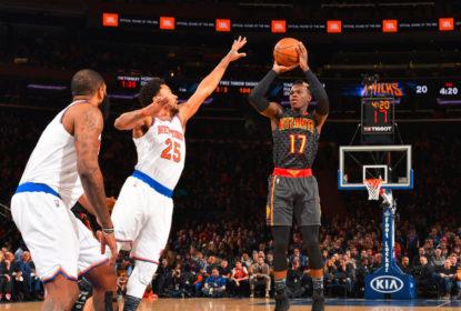 Astros erram no fim e Atlanta Hawks vence New York Knicks no Madison Square Garden - The Playoffs
