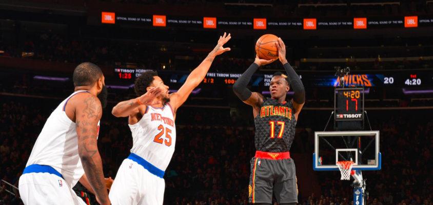 96585d1e017c Astros erram no fim e Atlanta Hawks vence New York Knicks no Madison Square  Garden » The Playoffs
