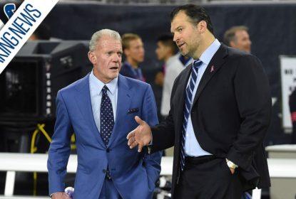 Ryan Grigson não é mais general manager do Indianapolis Colts - The Playoffs