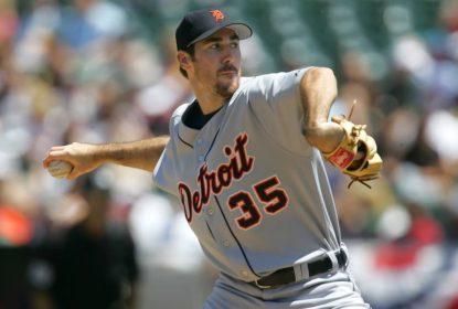 Justin Verlander é escolhido como titular do Detroit Tigers para o Opening Day - The Playoffs