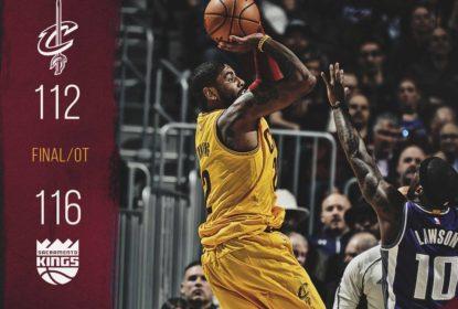 DeMarcus Cousins decide e Kings vencem Cavaliers na prorrogação - The Playoffs
