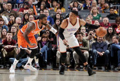 Cleveland Cavaliers volta a jogar bem e bate Oklahoma City Thunder - The Playoffs
