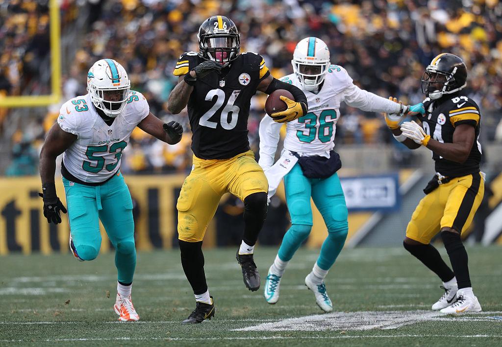 Steelers vencem Dolphins nos Playoffs da NFL