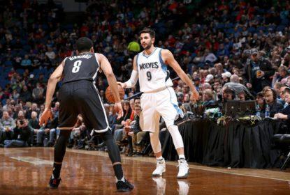 Minnesota Timberwolves lidera o jogo inteiro e vence Brooklyn Nets - The Playoffs